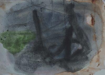 "Croatia - watercolour on paper 9.5""x6.6"""